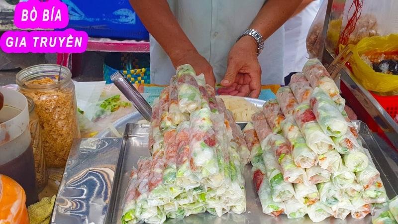 Bò bía Sài Gòn