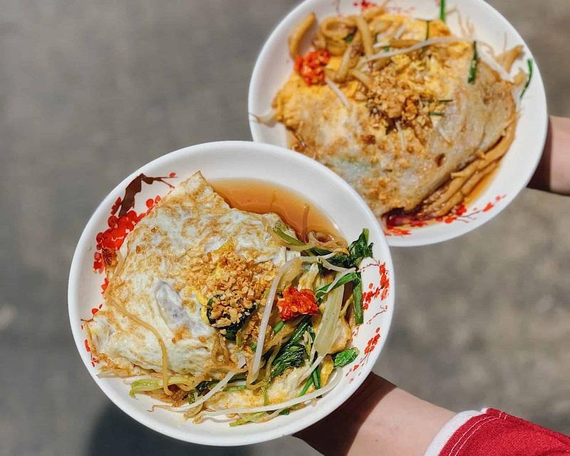 món ăn vặt đang hot ở Sài Gòn