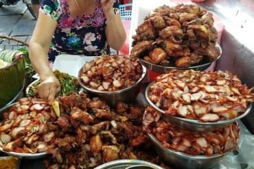 Những quán ăn vỉa hè Sài Gòn